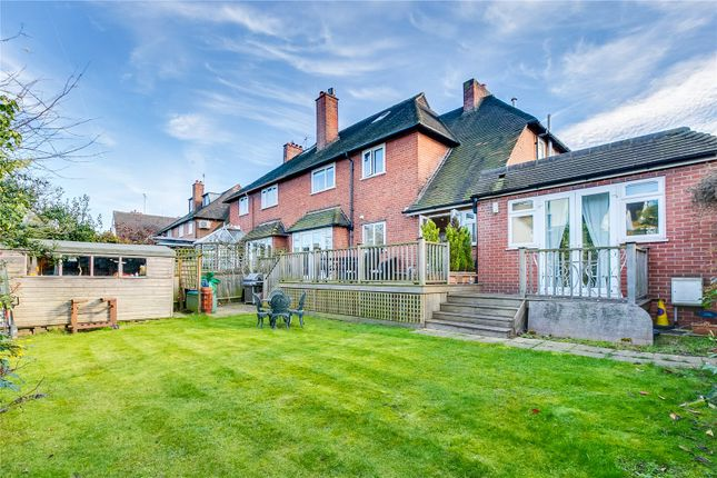 Thumbnail Semi-detached house for sale in Upper Richmond Road West, East Sheen, London