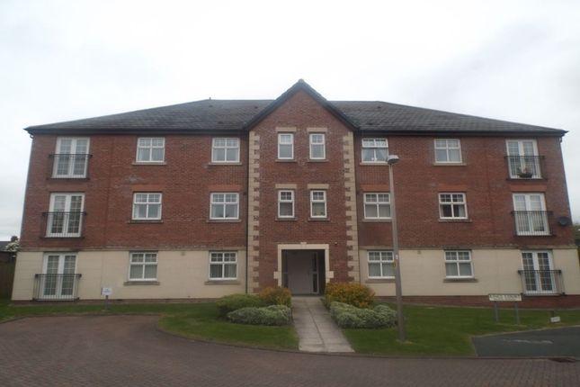 Thumbnail Flat to rent in Regency Walk, Middlewich