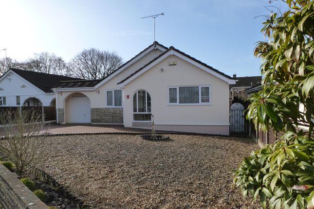 Thumbnail Detached bungalow for sale in Rowan Drive, Verwood
