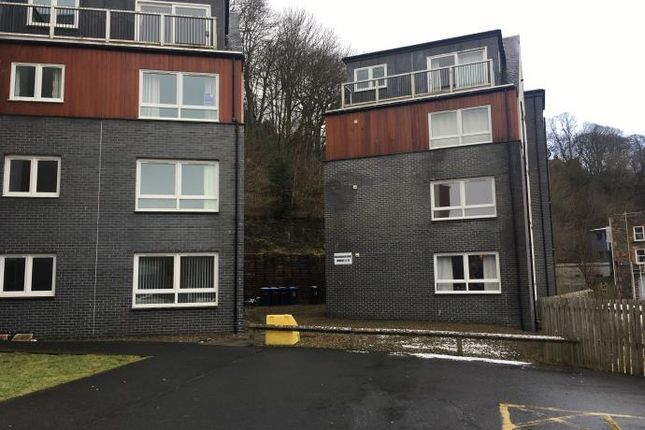 Thumbnail Flat to rent in Wilderhaugh, Galashiels