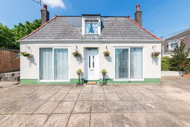 Thumbnail Detached bungalow for sale in Hillside, Risca, Newport.