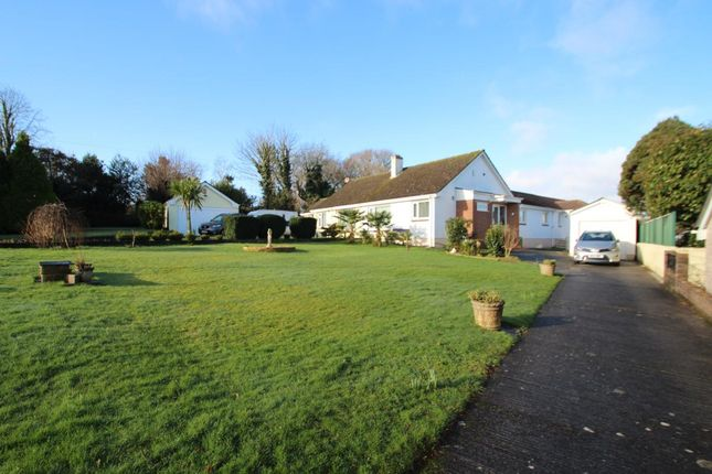 Thumbnail Semi-detached bungalow for sale in Cardigan Road, Eggbuckland, Plymouth