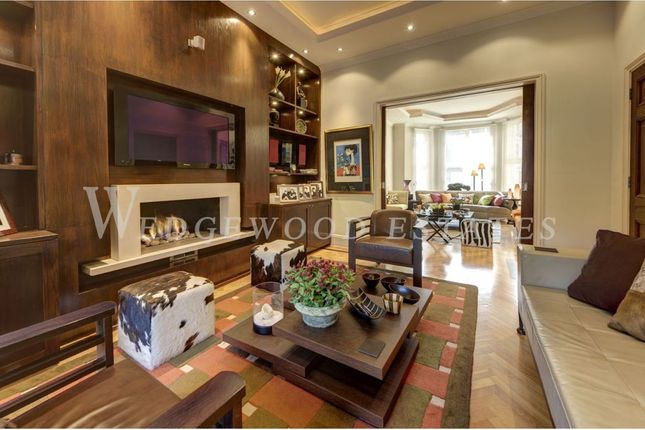 Thumbnail Terraced house for sale in Warwick Gardens, Kensington, London