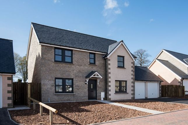 Thumbnail Detached house for sale in Plot 26, Peelwalls Meadows, Eyemouth