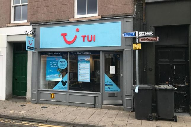 Thumbnail Retail premises to let in 38 Castle Street, Forfar