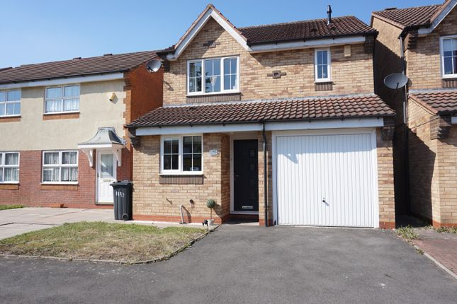 Thumbnail Detached house for sale in Tyburn Road, Pype Hayes, Birmingham