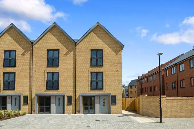 Thumbnail Terraced house for sale in The Windsor, Reading Gateway, Imperial Way, Reading, Berkshire
