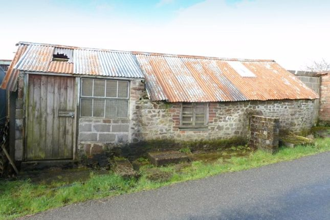 Outbuilding of Hollacombe, Holsworthy EX22