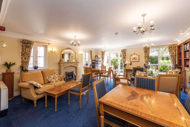 Residents Lounge of Deanery Close, Chichester PO19