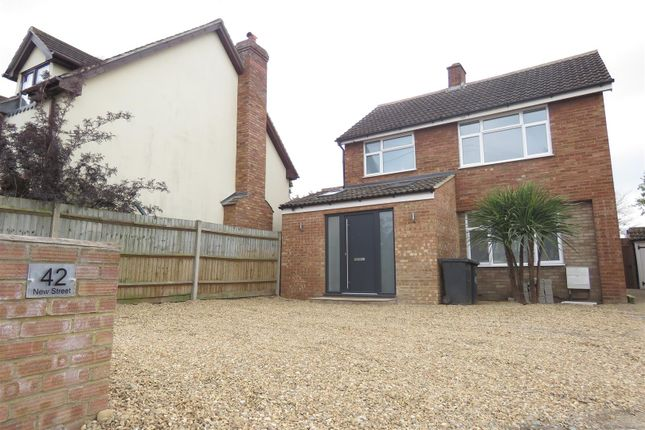 Thumbnail Detached house for sale in New Street, Shefford