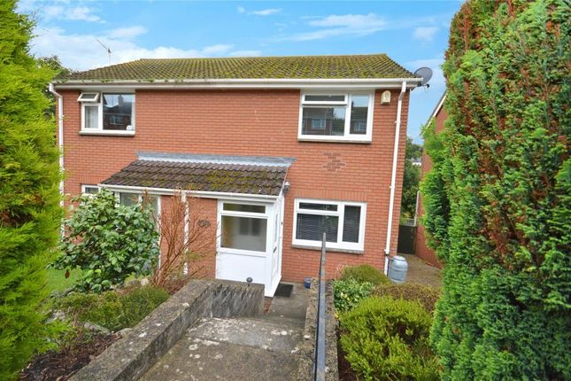 Thumbnail Semi-detached house for sale in Headway Rise, Teignmouth, Devon