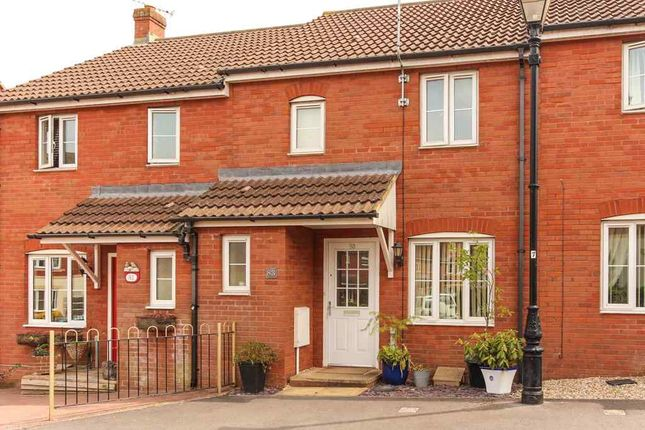 Thumbnail Terraced house to rent in Merevale Way, Yeovil