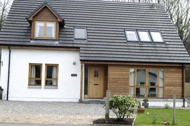 4 bed detached house for sale in Taynuilt