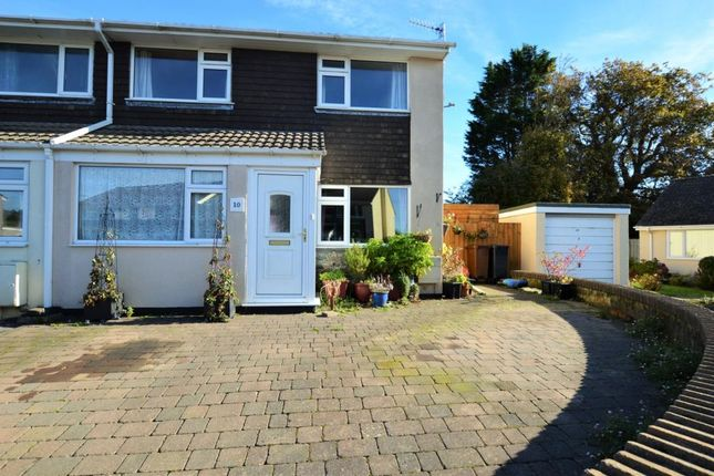3 bed semi-detached house for sale in Bishops Mead, South Brent