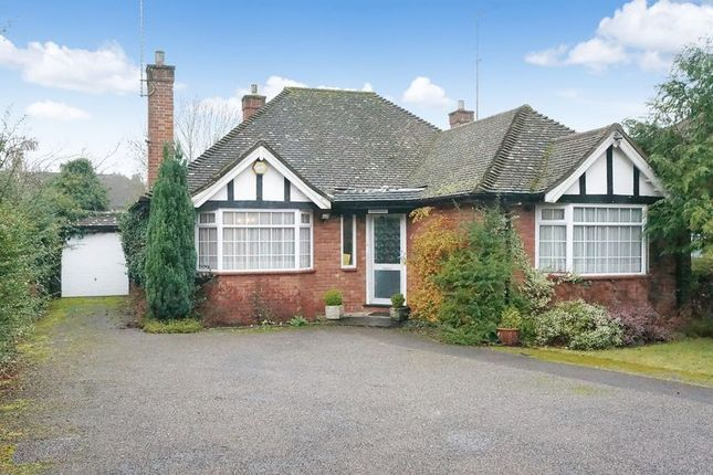 Thumbnail Detached bungalow for sale in Ockham Road South, East Horsley, Leatherhead