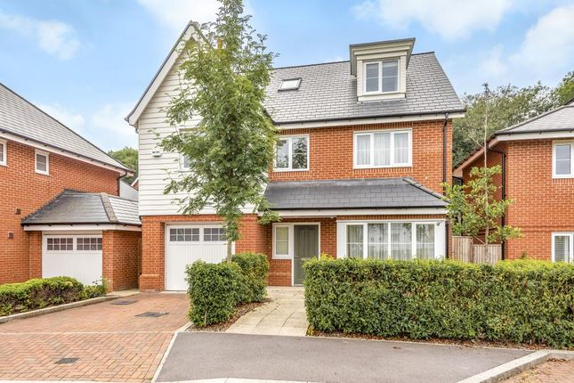 Thumbnail Detached house to rent in Froxfield Way, High Wycombe