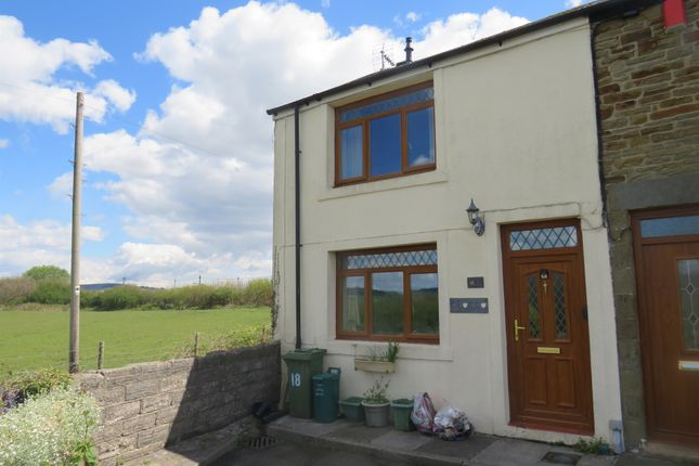 2 bed end terrace house for sale in St Davids Place, Llantrisant, Pontyclun CF72