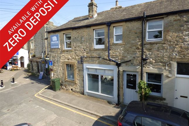 Thumbnail Flat to rent in Kirkgate, Settle, North Yorkshire