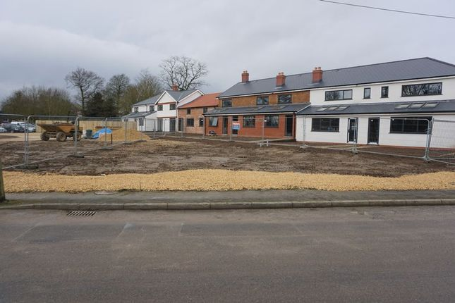 Thumbnail Land for sale in Silver Street, Wragby, Market Rasen