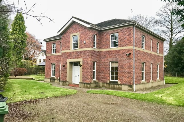 Thumbnail Detached house to rent in Tabley Road, Knutsford