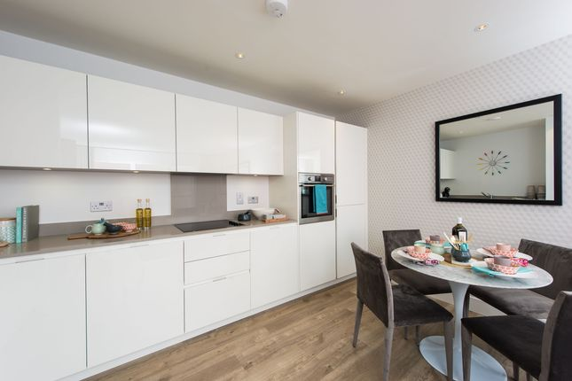Thumbnail Flat for sale in Lyon Road, Harrow