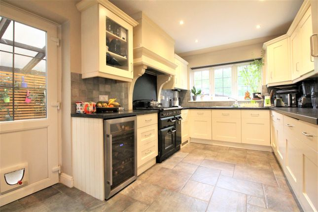 Thumbnail Semi-detached house for sale in Highfield Way, Potters Bar