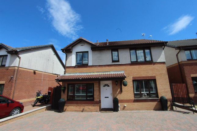 Thumbnail Detached house for sale in Amochrie Glen, Paisley