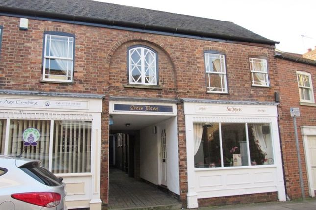 1 bed flat to rent in Cross Mews, Eastgate, Louth LN11