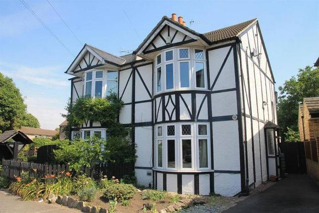 Thumbnail Semi-detached house for sale in Alma Road, Windsor