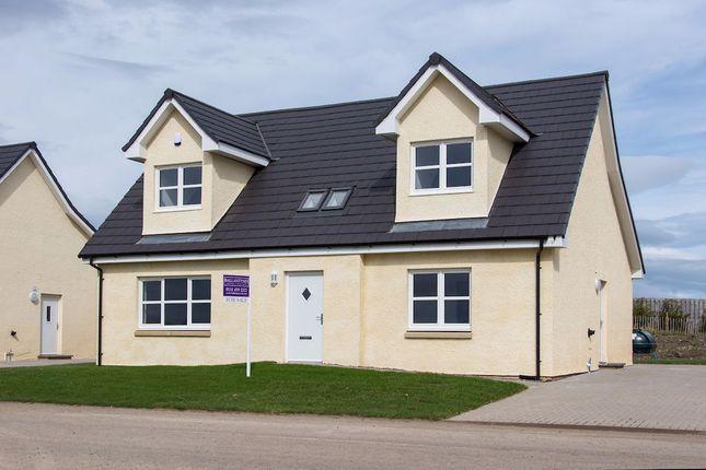 Thumbnail Detached house for sale in Uplands View, Gorebridge, Midlothian