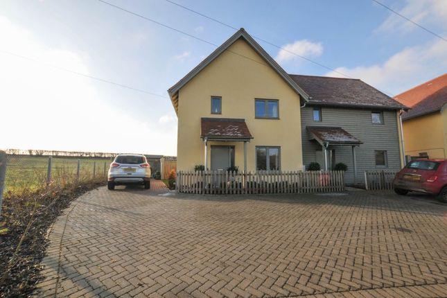 2 bed semi-detached house for sale in Hampit Road, Arkesden, Saffron Walden