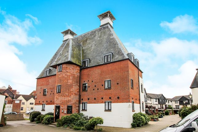 Thumbnail Flat for sale in Maltings Wharf, Manningtree