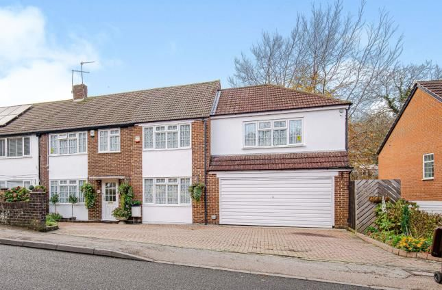 Thumbnail Semi-detached house for sale in Croydon Road, Caterham, Surrey, .
