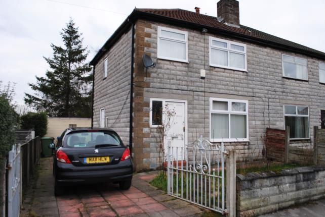 Thumbnail Semi-detached house for sale in Grosvenor Road, Cheadle Hulme, Cheadle, Greater Manchester
