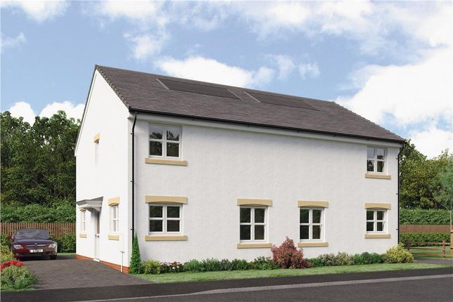 """Thumbnail Semi-detached house for sale in """"Cairns Semi"""" at Brora Crescent, Hamilton"""