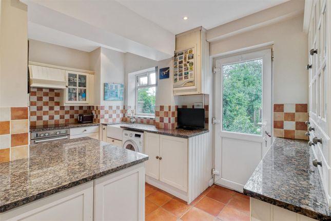 Thumbnail Semi-detached house for sale in Oakwood Park Road, Southgate