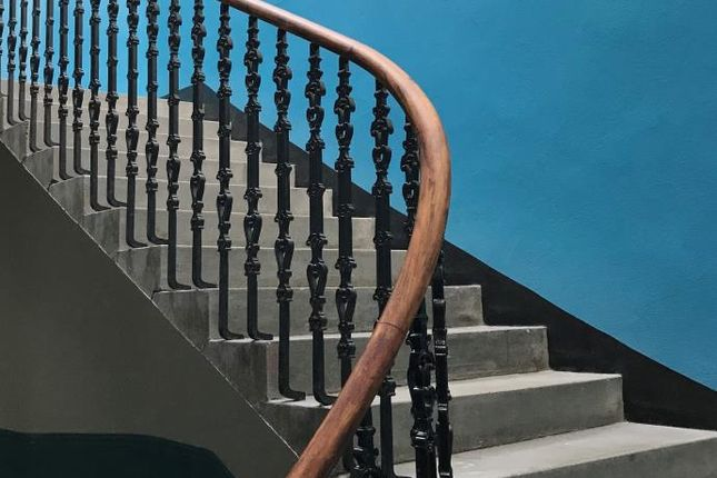 Stairwell of Macdowall Road, Newington, Edinburgh EH9
