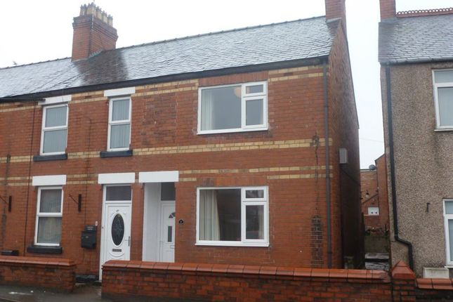 Thumbnail Property to rent in Maelor Road, Johnstown