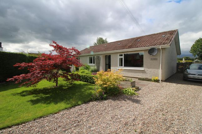 Thumbnail Detached bungalow for sale in Alcaig, Conon Bridge