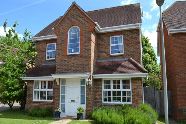 Thumbnail Detached house to rent in Night Owls, Greenham, Thatcham
