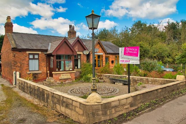 Thumbnail Semi-detached bungalow for sale in Berry House Road, Holmeswood, Ormskirk