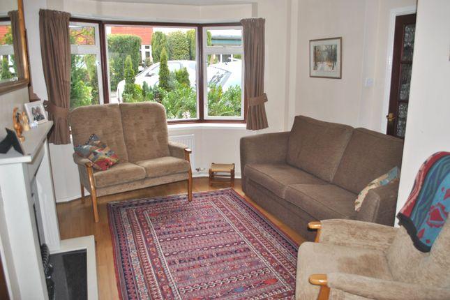 Living Room of Salisbury Close, Potters Bar EN6