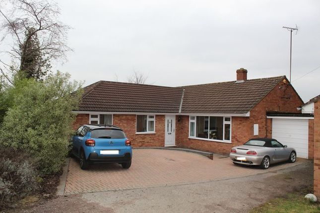 Thumbnail Detached bungalow for sale in Blacksmith Lane, Churchdown, Gloucester