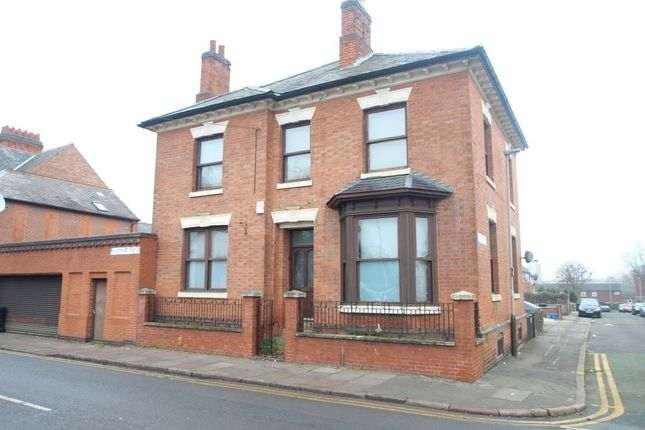 Thumbnail Property to rent in Fosse Road North, Leicester