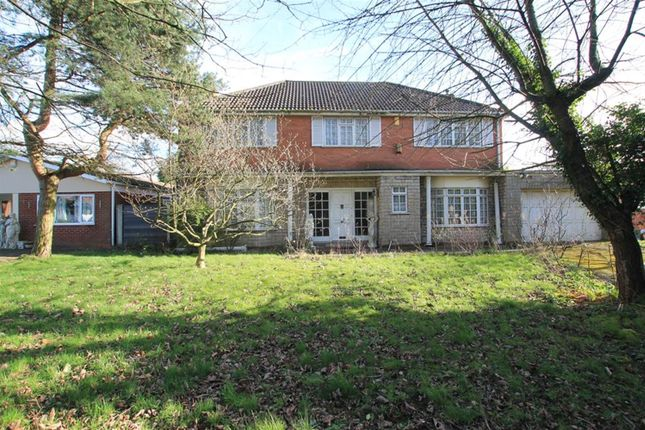Thumbnail Detached house for sale in Birmingham Road, Sutton Coldfield