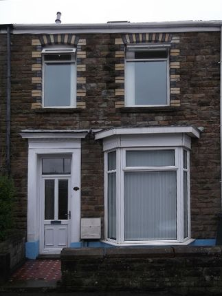 Thumbnail Terraced house to rent in Trafalgar Place, Brynmill, Swansea