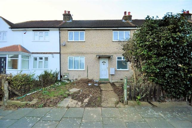 Thumbnail Terraced house to rent in Franklin Road, Bexleyheath, Kent