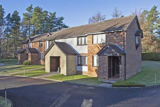 Thumbnail Terraced house for sale in Dunbar Court, Gleneagles Village, Auchterarder