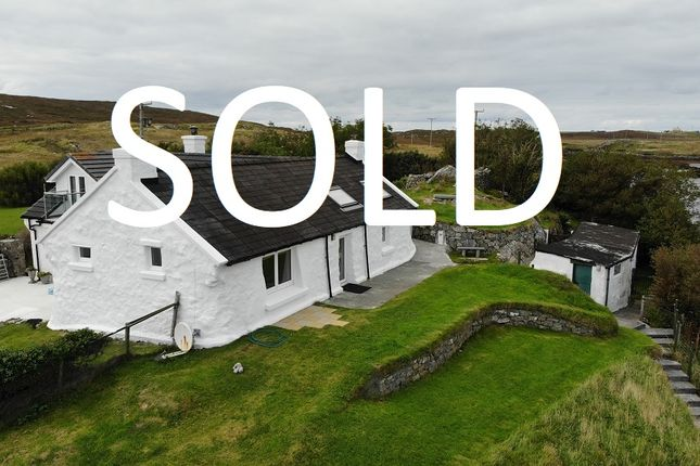 Thumbnail Detached house for sale in Locheynort, Isle Of South Uist