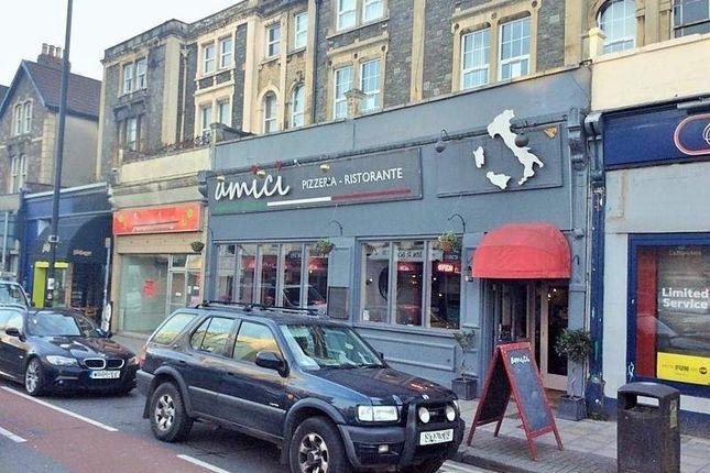 Thumbnail Restaurant/cafe to let in 237-239 Cheltenham Road, Bristol